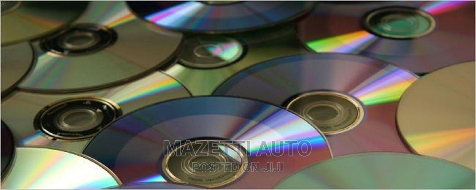 Archive: Music Mixes