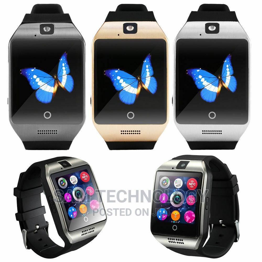 Smartwatch Q18 - Bluetooth Uhr Android Ios Windows SIM Sma