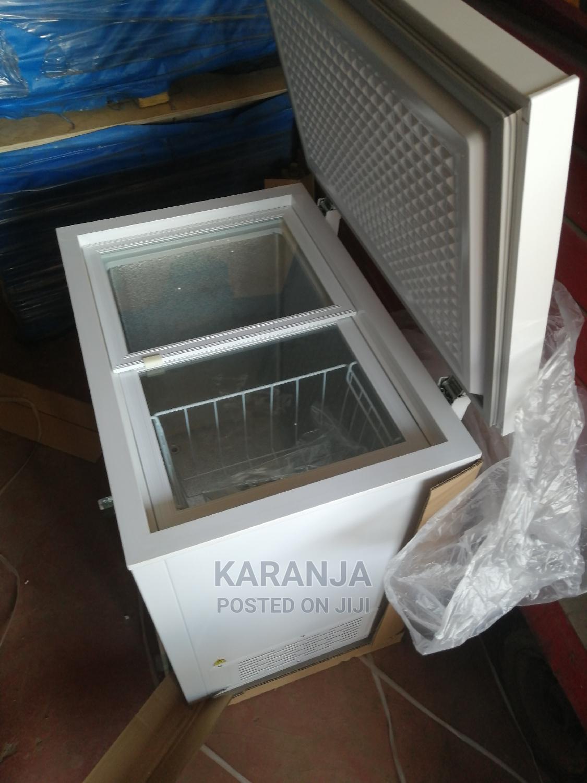 Archive: Chest Freezer Brand New