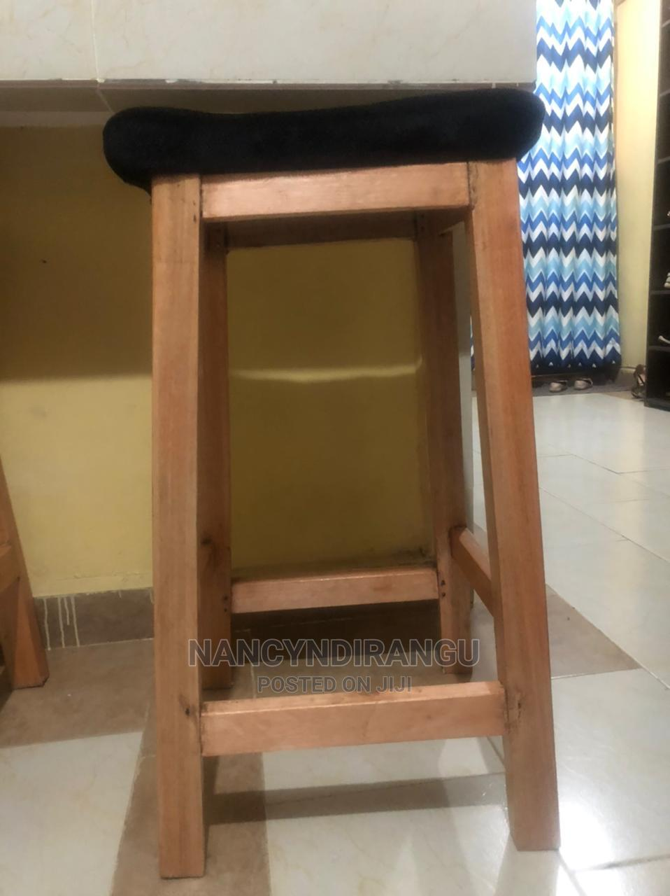 Kitchen / Bar Stool (Sina Tabu) | Furniture for sale in Roysambu, Nairobi, Kenya