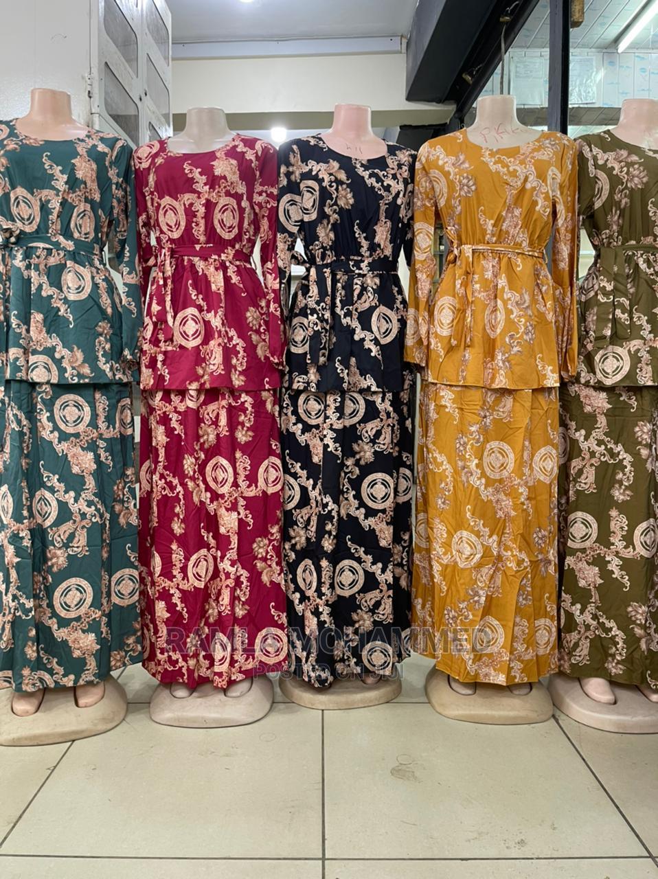 Long Sleeved Maxi Dress | Clothing for sale in Eastleigh, Nairobi, Kenya