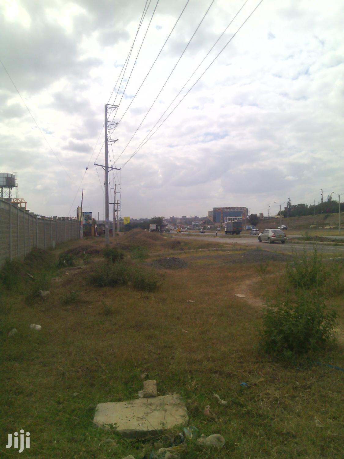 Archive: 5 Acres Commercial Land Along Mombasa Road For Sale