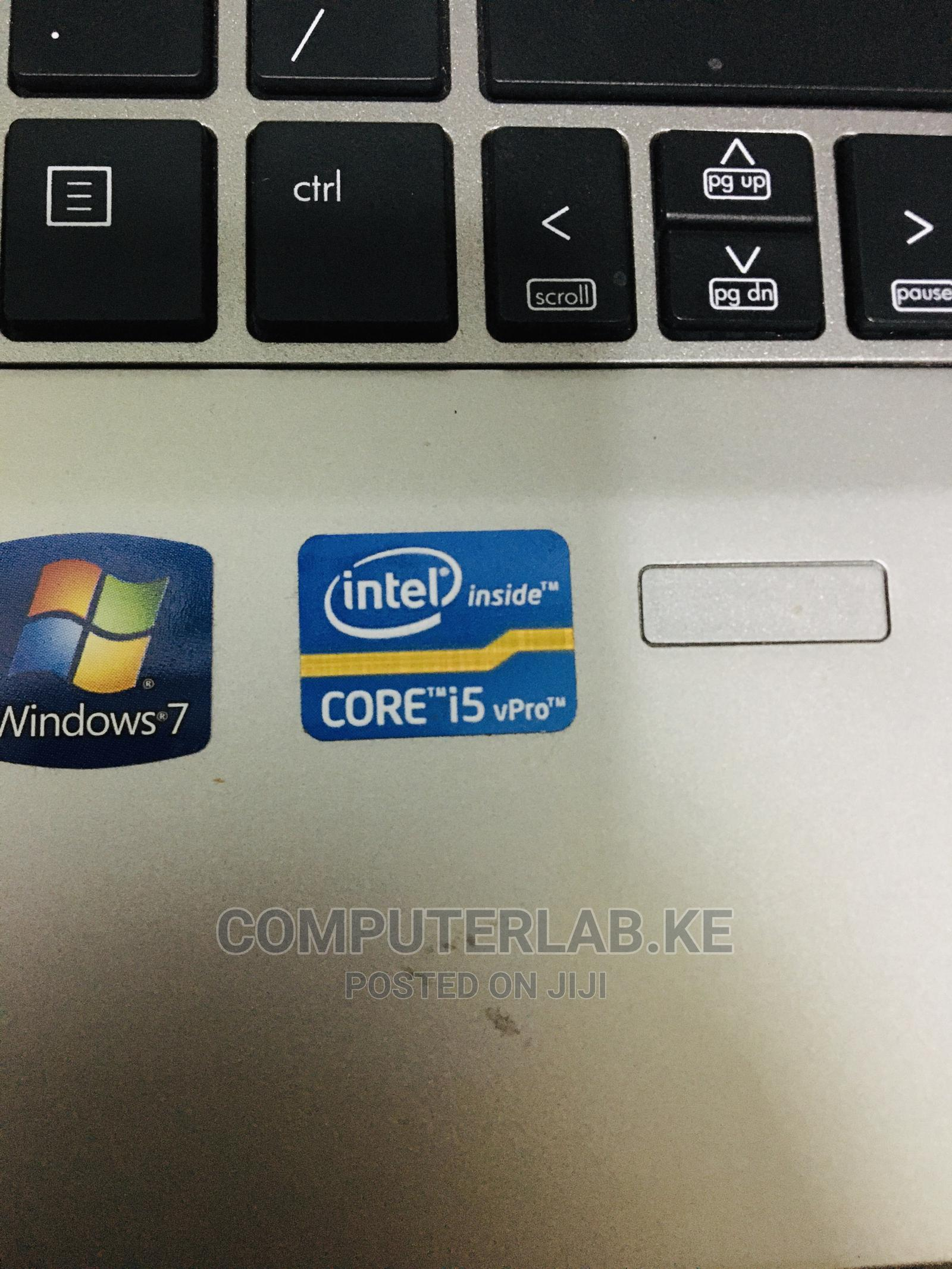 Laptop HP EliteBook 2170P 4GB Intel Core i5 500GB | Laptops & Computers for sale in Nairobi Central, Nairobi, Kenya