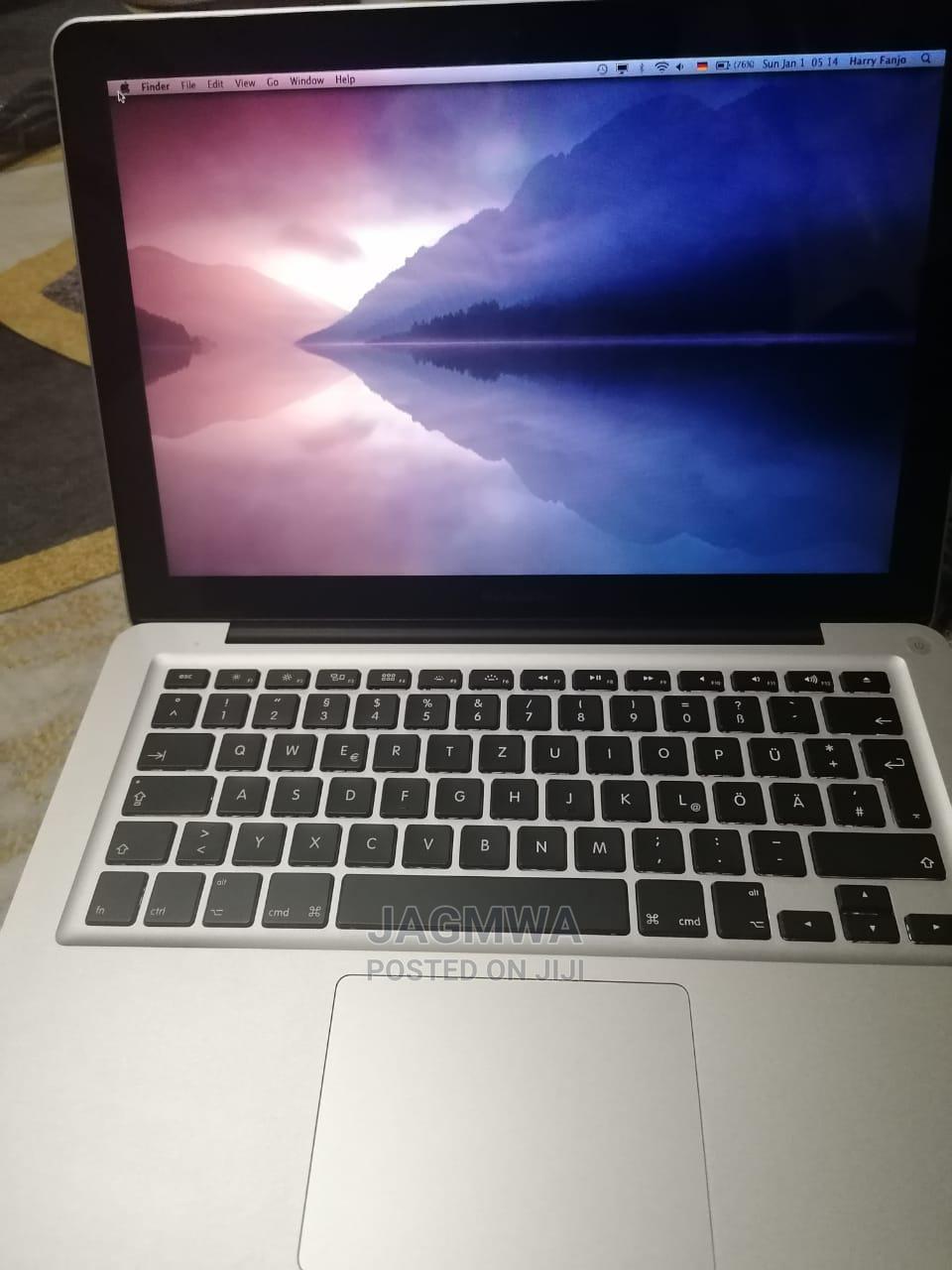 Laptop Apple MacBook 2012 8GB Intel Core I7 HDD 1T | Laptops & Computers for sale in Nairobi Central, Nairobi, Kenya