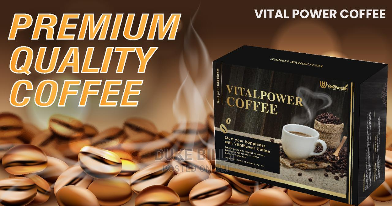 Boost Your Libido With Vital Power Coffee