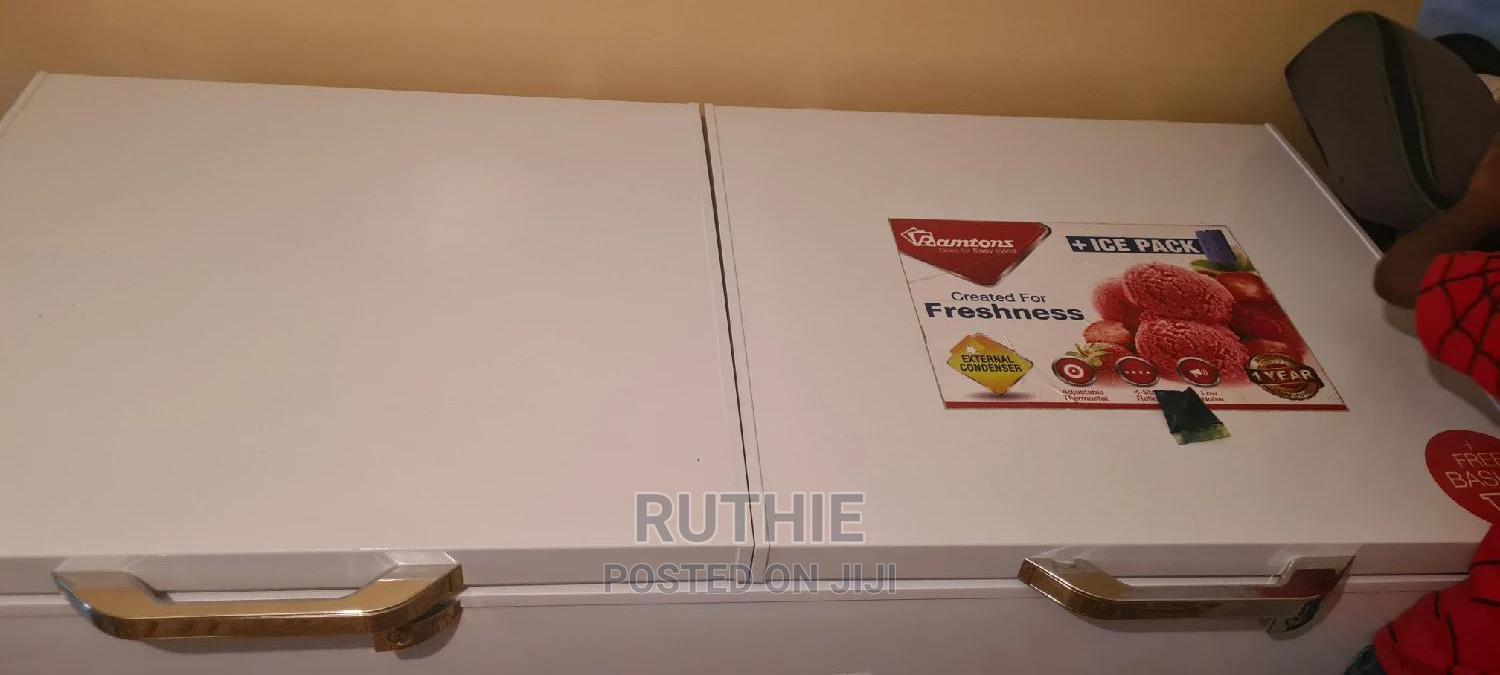 Archive: Brand New Commercial Freezer