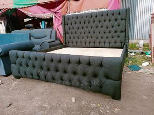 6 by 6 Modern Chester Bed | Furniture for sale in Nairobi, Kahawa
