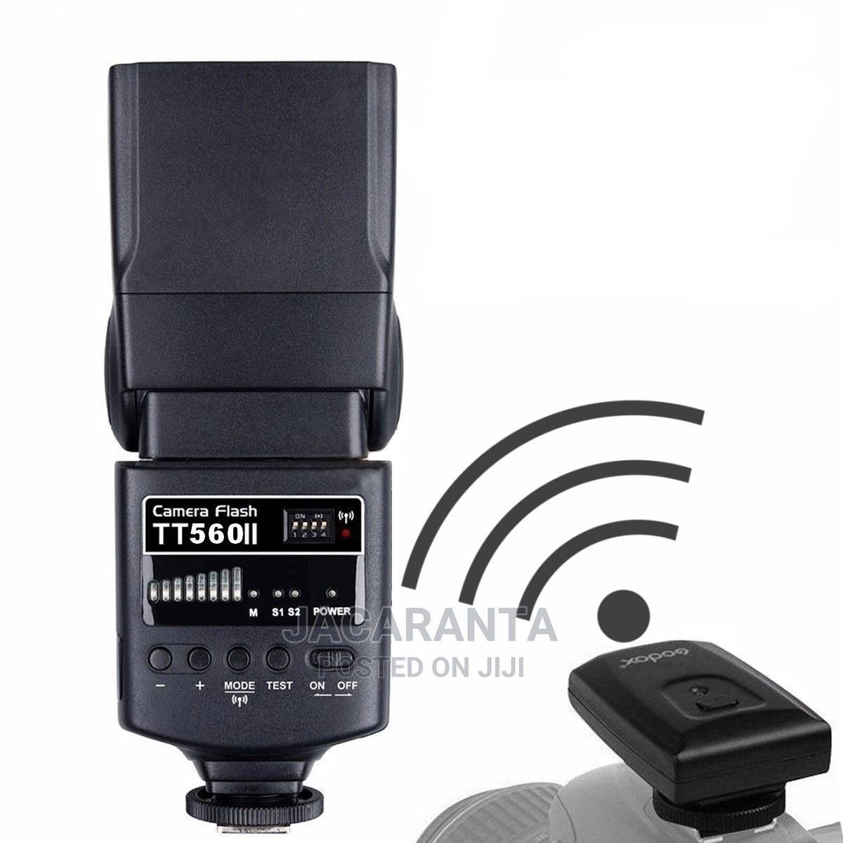 Godox TT560 Ii Speedlite Speedlight Flash and Trigger