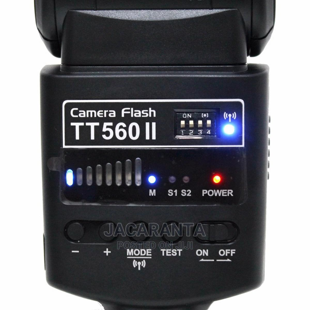 Godox TT560 Ii Speedlite Speedlight Flash and Trigger | Accessories & Supplies for Electronics for sale in Nairobi Central, Nairobi, Kenya