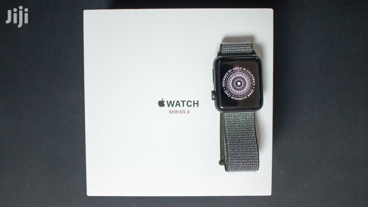 Archive: Apple Watch Series 3 42mm Brand New Sealed In Shop Warranty