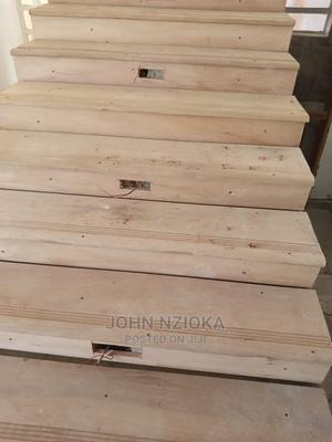 Wooden Floor and Staircase   Building & Trades Services for sale in Nairobi, Pumwani