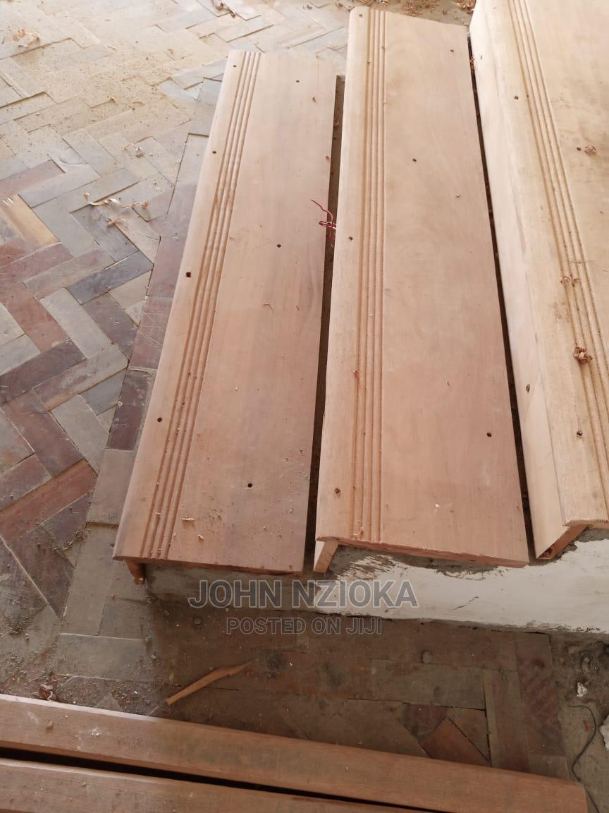 Wooden Floor and Staircase | Building & Trades Services for sale in Pumwani, Nairobi, Kenya