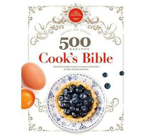 500 Recipes Cook's Bible by Igloo Books Ltd | Books & Games for sale in Kajiado, Kitengela