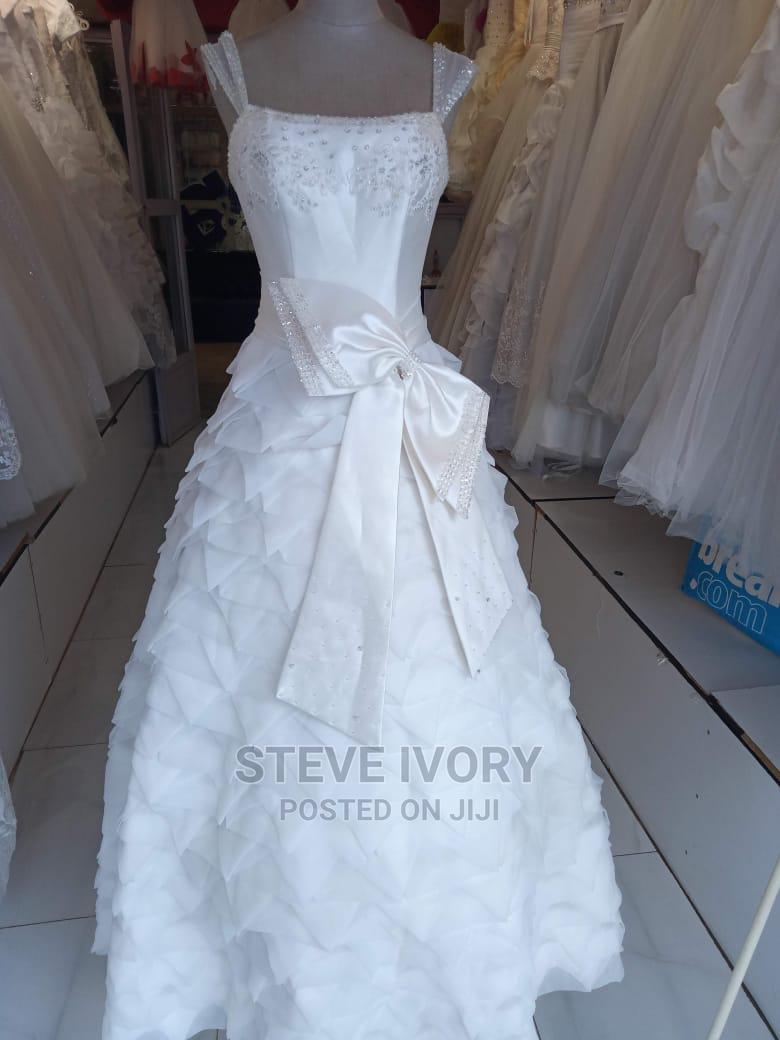 Archive: Ivory Wedding Gown