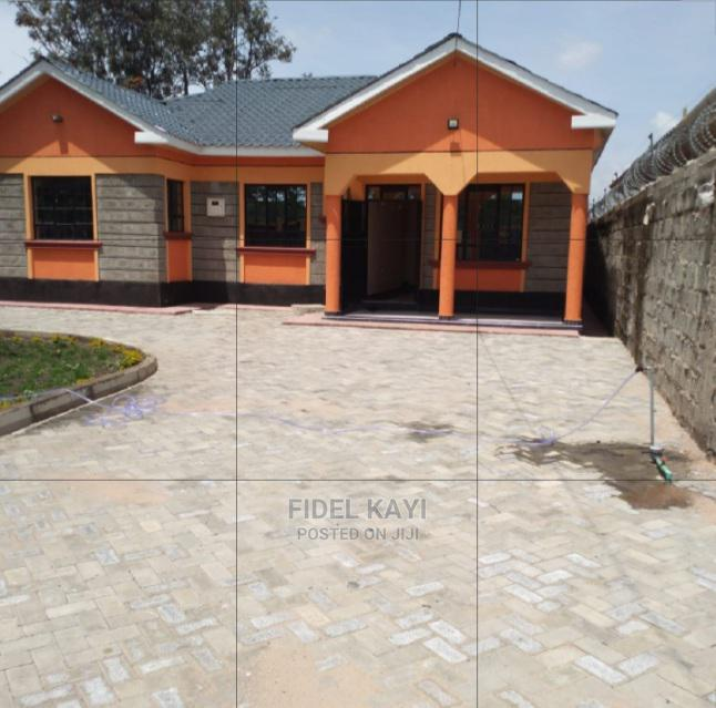 3 Bedroom Bungalow in Kitengela Milimani 900m From Town