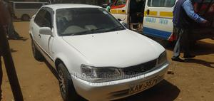 Toyota Corolla 2000 White | Cars for sale in Kitui, Township