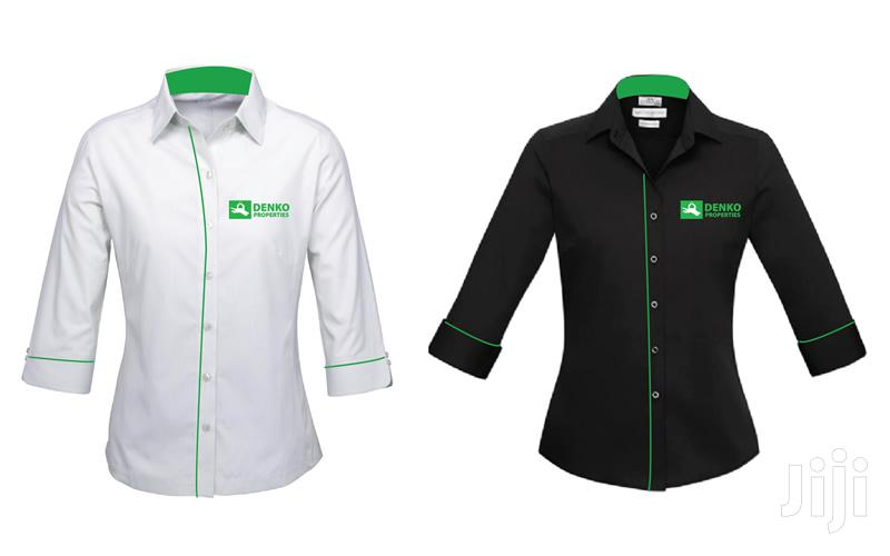 We Make and Supply Branded Corporate Shirts