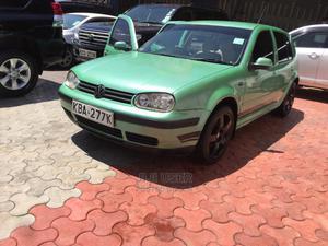 Volkswagen Golf 2001 Green | Cars for sale in Nairobi, Kilimani