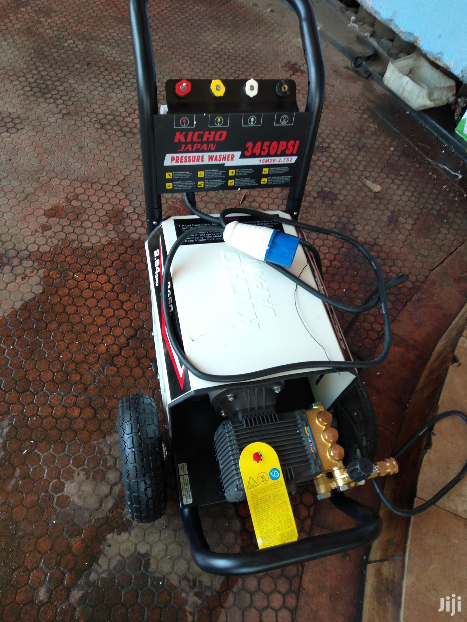 Kicho 3450psi High Pressure Washer Machine