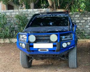 Toyota Hilux 2015 Blue | Cars for sale in Mombasa, Nyali