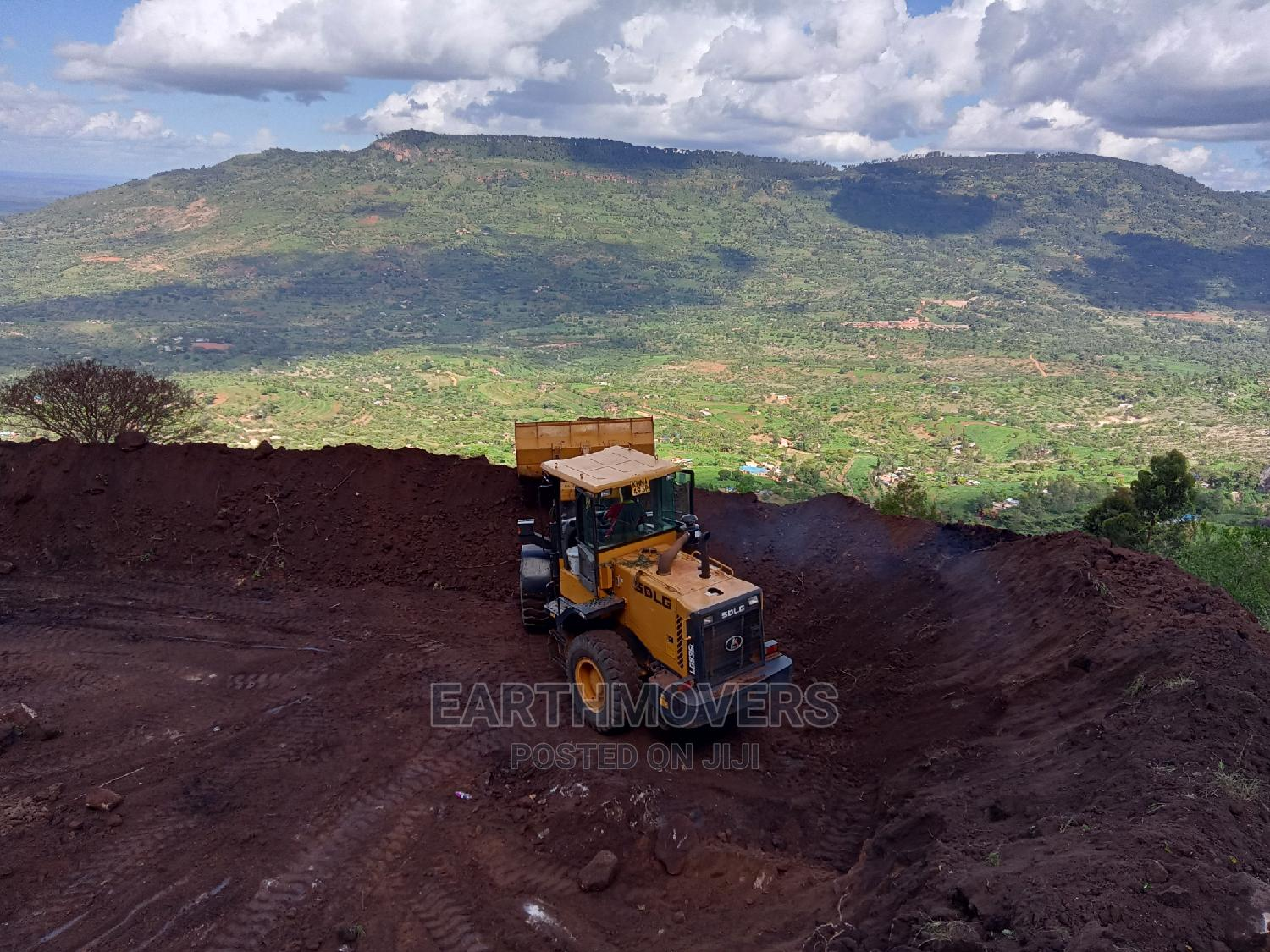 Earth Mover Equipments Contracting   Heavy Equipment for sale in Athi River, Machakos, Kenya