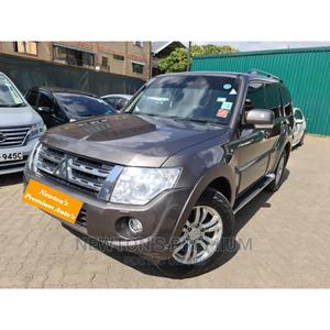 Mitsubishi Shogun 2014 Gray   Cars for sale in Nairobi, Kilimani