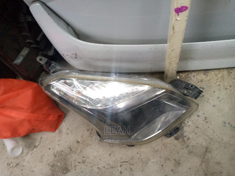 Ractis Old Headlight