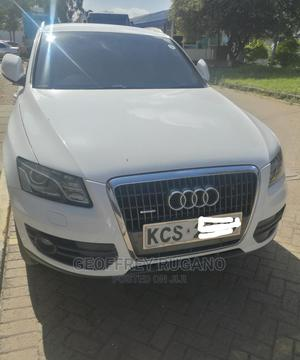 Audi Q5 2011 White   Cars for sale in Kiambu, Githunguri