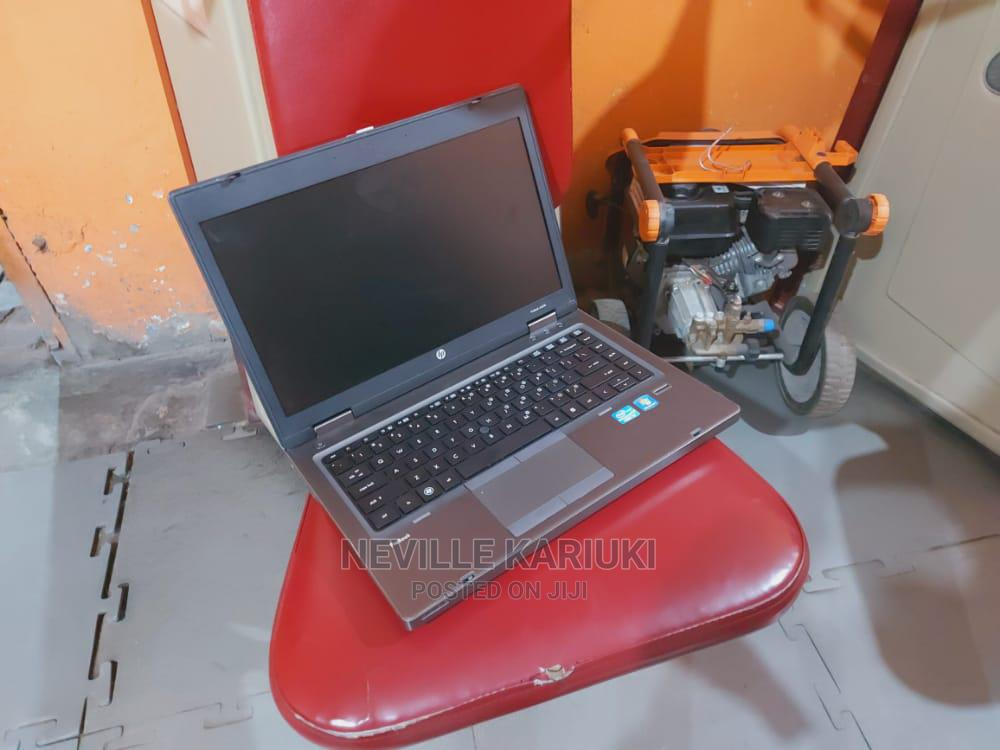 Laptop HP ProBook 6460B 4GB Intel Core I3 HDD 320GB | Laptops & Computers for sale in Nakuru Town East, Nakuru, Kenya