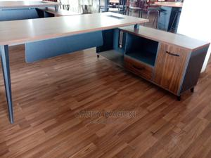 Ideal 1.6m Office Desk With Side Cabinets | Furniture for sale in Nairobi, Nairobi Central