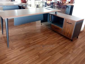 Modern 1.6m Office Desk With Side Cabinets | Furniture for sale in Nairobi, Nairobi Central