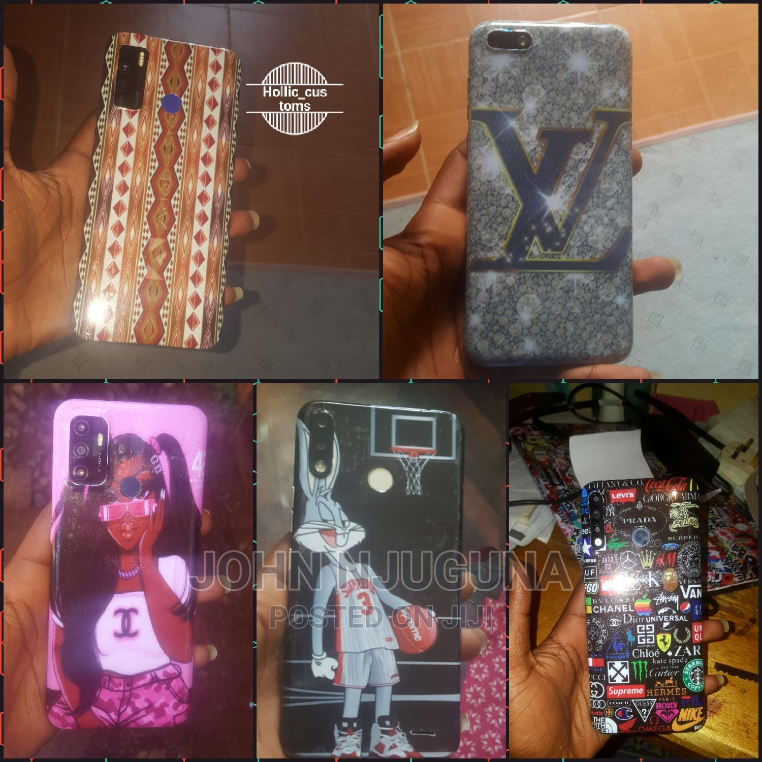 Customized Stickers for Mobile Phones | Accessories for Mobile Phones & Tablets for sale in Nairobi Central, Nairobi, Kenya