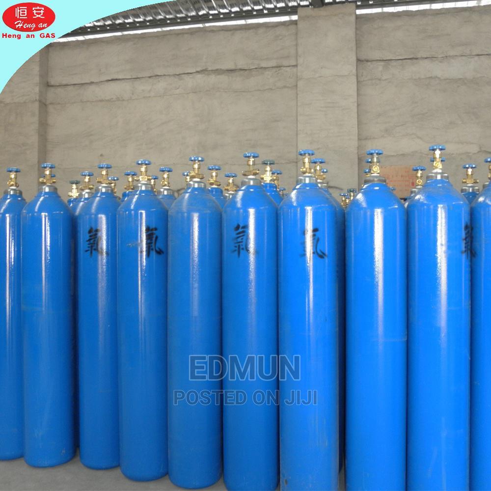 Medical Oxygen Gas Cylinders-Empty