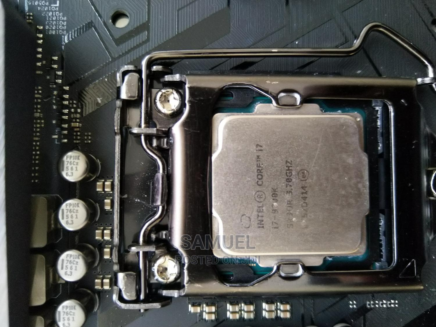 Archive: ASUS ROG Maximus X Wifi-Ac Motherboard With I7-8700kk