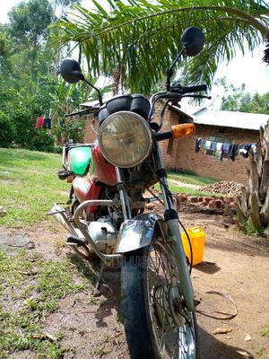 TVS Apache 180 RTR 2014 Red   Motorcycles & Scooters for sale in Kakamega, East Wanga