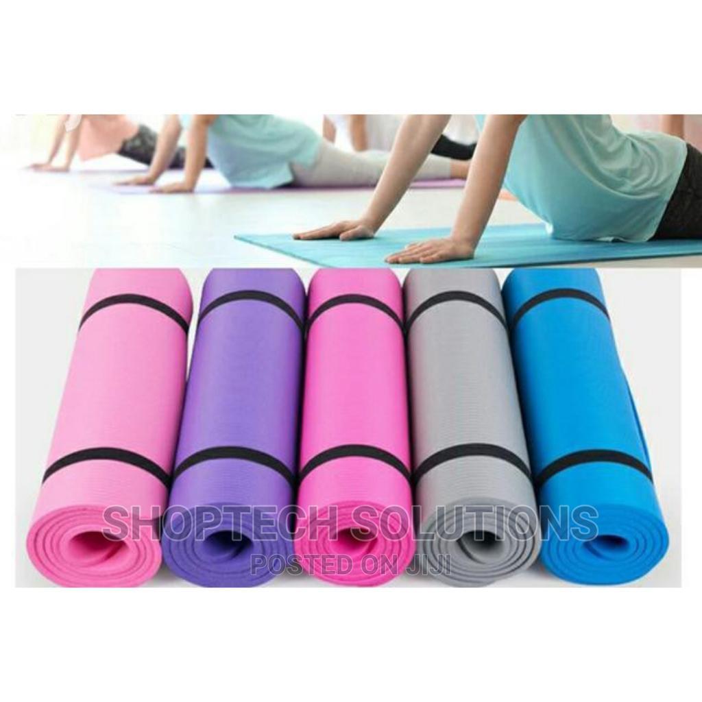 10 Mm Yoga Mat.