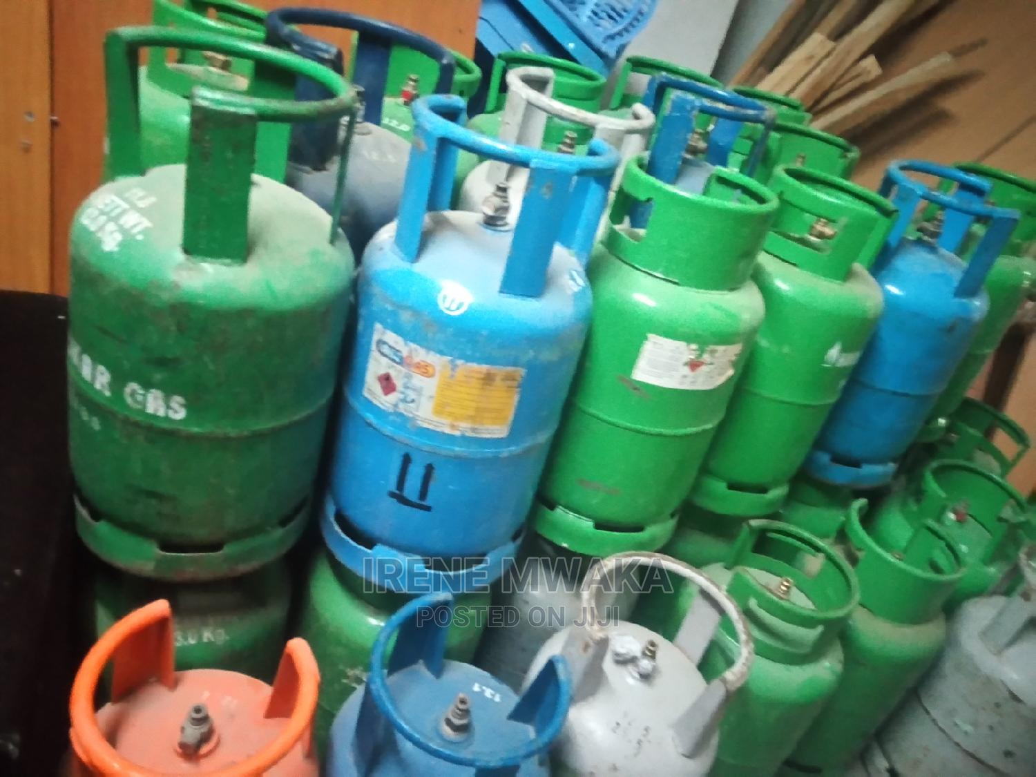 Empty Gas Cylinders | Kitchen Appliances for sale in Mombasa CBD, Mombasa, Kenya