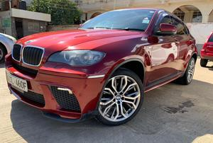 BMW X6 2010 Red | Cars for sale in Nairobi, Langata
