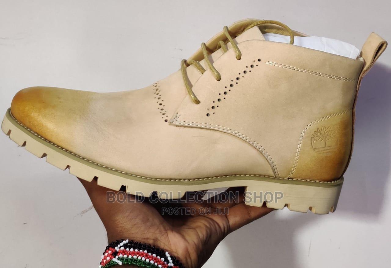 Original Leather Timberland | Shoes for sale in Nairobi Central, Nairobi, Kenya