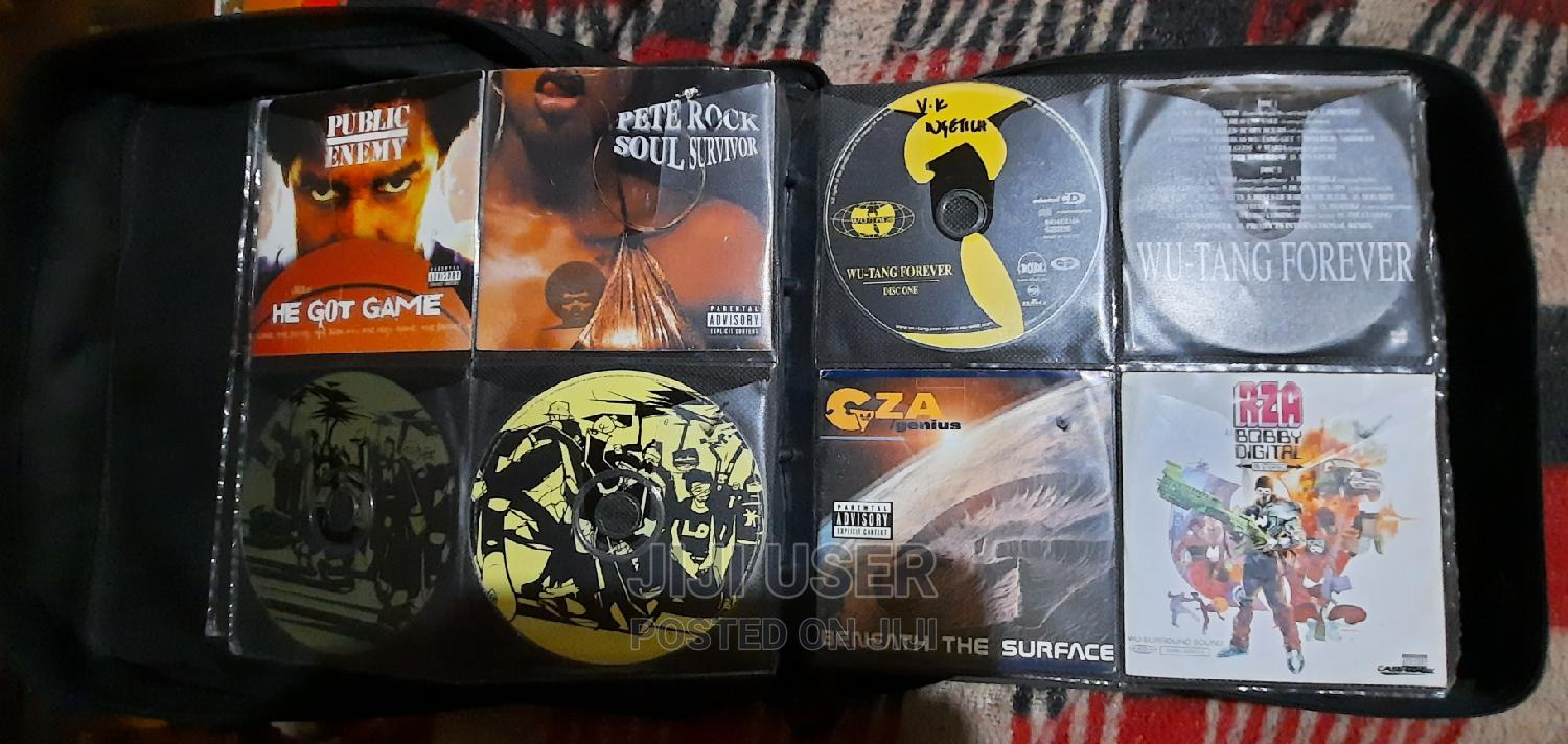 Archive: 85 Cds Albums Mixed Music