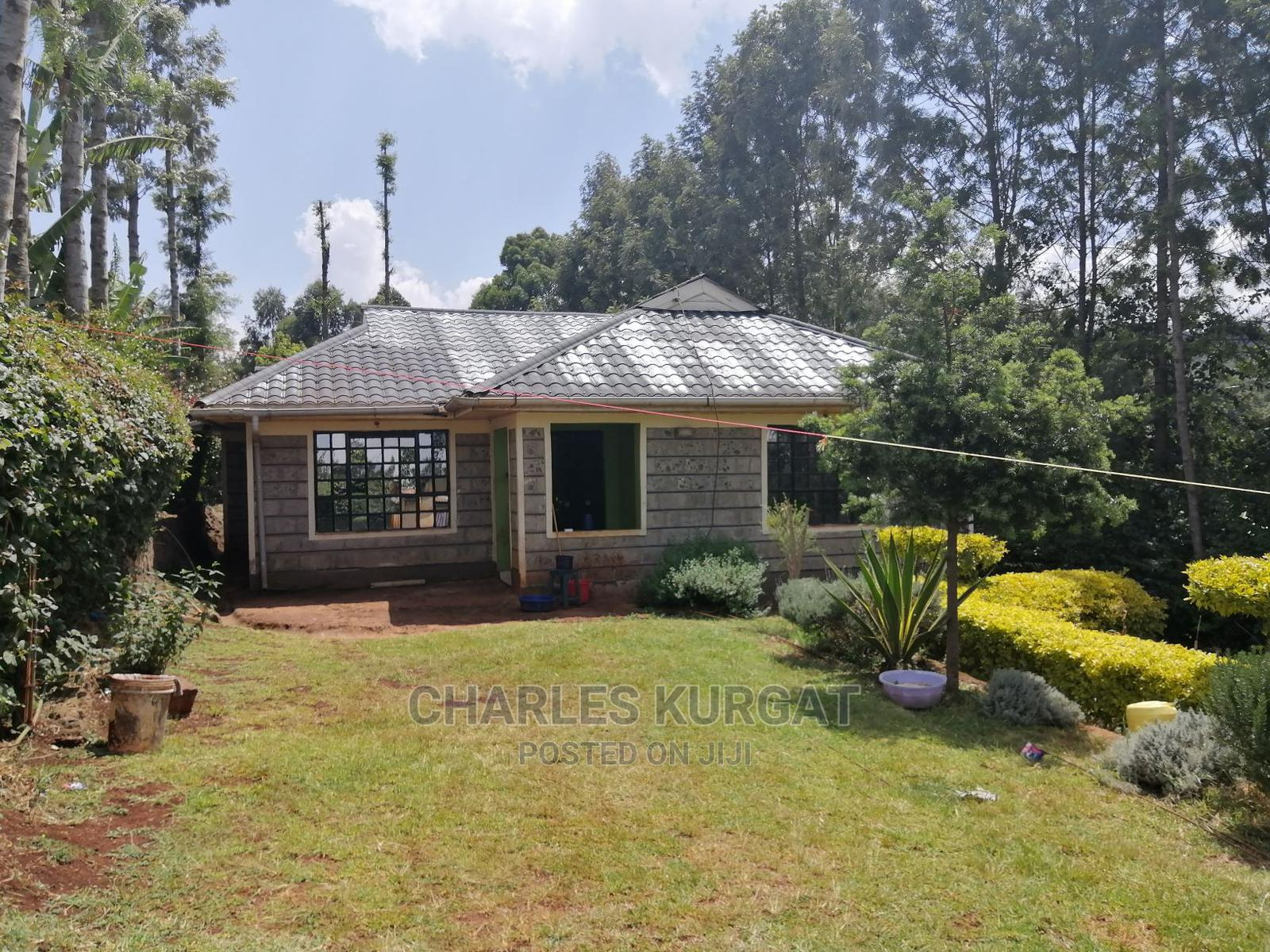 Three Bedrooms Bungalow on Sale in Matasia Ngong