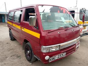 Nissan Matatu 2002 Red | Buses & Microbuses for sale in Mombasa, Industrial Area (Msa)