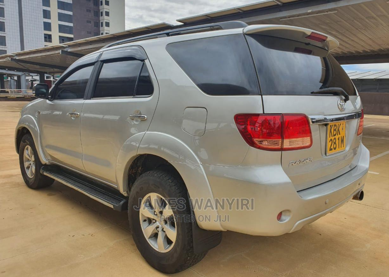 Toyota Fortuner 2005 Silver | Cars for sale in Nairobi Central, Nairobi, Kenya