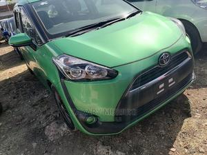 Toyota Sienta 2015 Green | Cars for sale in Mombasa, Shimanzi