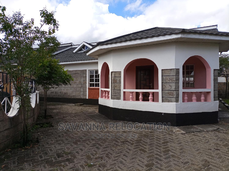 Archive: 3 Bedroom Bungalow Kitengela Yukos
