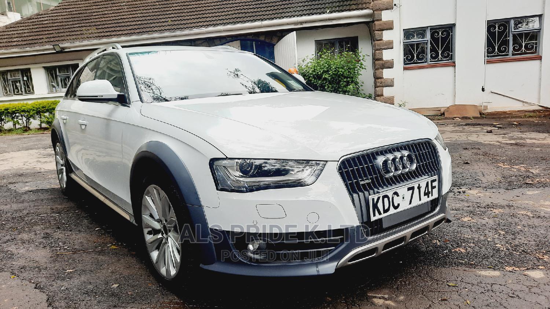 Audi A4 2013 2.0T Premium Multitronic White