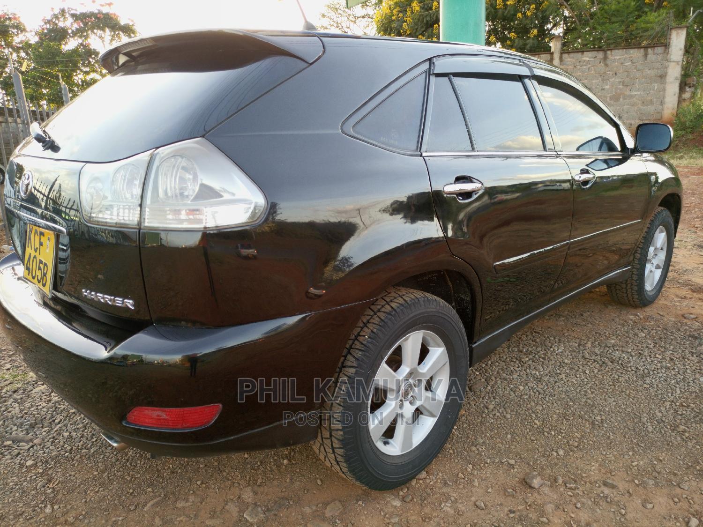 Toyota Harrier 2008 Black | Cars for sale in Nairobi Central, Nairobi, Kenya