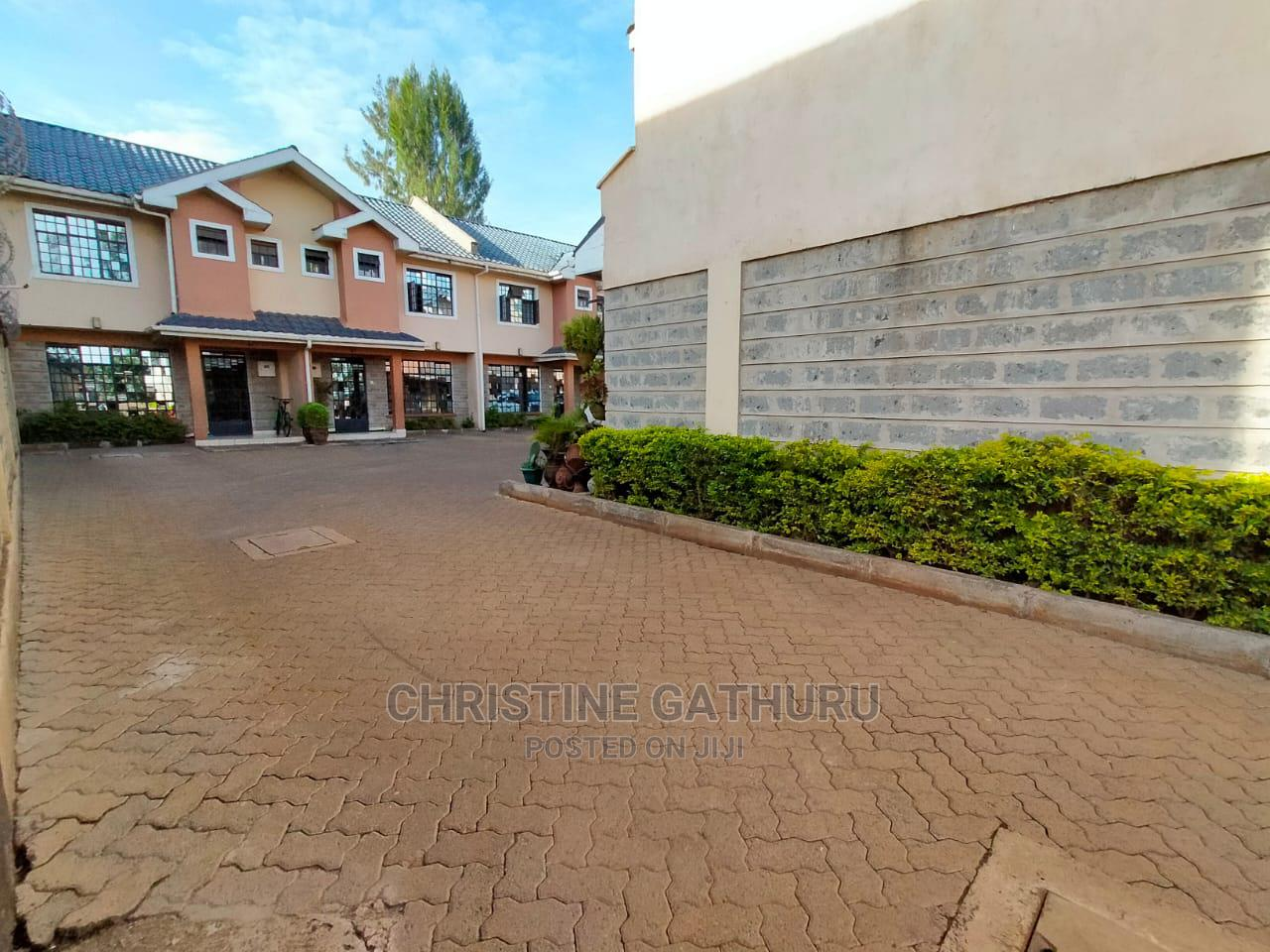 3 Bedroom House to Let in Thogoto