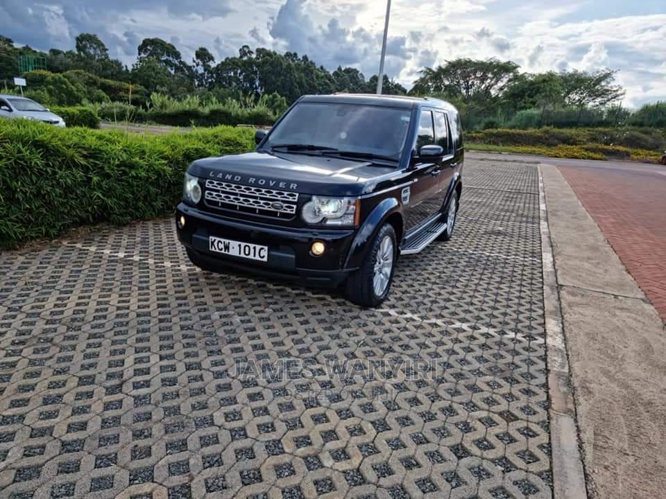 Land Rover Discovery 2013 Black | Cars for sale in Nairobi Central, Nairobi, Kenya