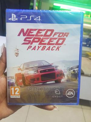 Sony PS4 Game Need for Speed Payback   Video Games for sale in Nairobi, Nairobi Central